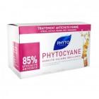PHYTO PHYTOCYANE TRATTAMENTO ANTI-CADUTA RIDENSIFICANTE 12 FIALE 7,5 ML
