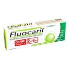 Fluocaril Dentifricio Fluoro 2 x 75 ml