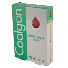 Pacchetti di cotone emostatico 5 Coalgan