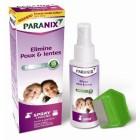 Paranix trattamento Spray e pettine pidocchi trattamento e lento 100ml