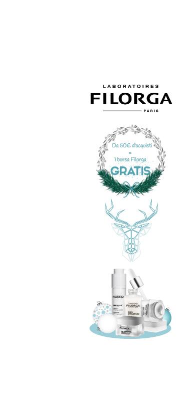 A Dicembre!  promozioni sul laboratorio Filorga