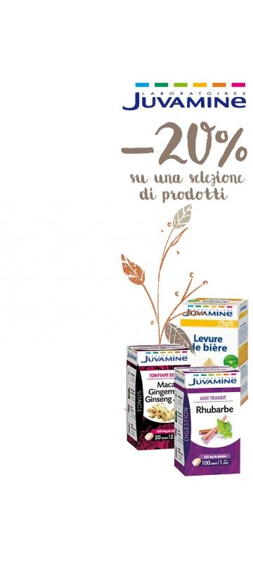A Novembre!  promozioni sul laboratorio Juvamine