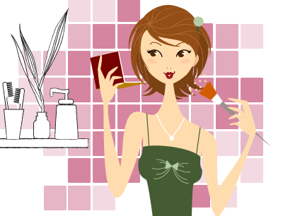 Adattare il proprio make-up